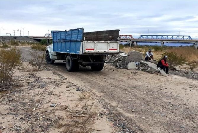 Ambiente labró infracciones por transporte de residuos sin autorización