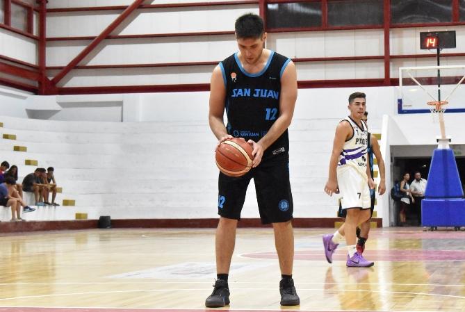 El básquet local unido por la salud de un jugador