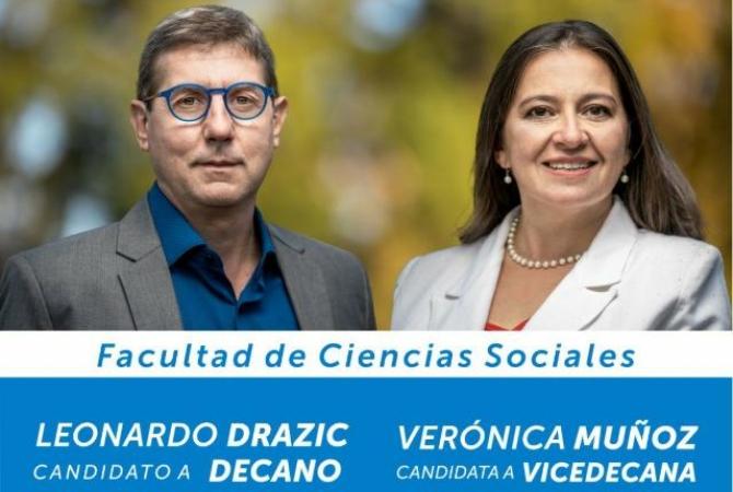 La propuesta de Leonardo Drazic para gobernar la FACSO