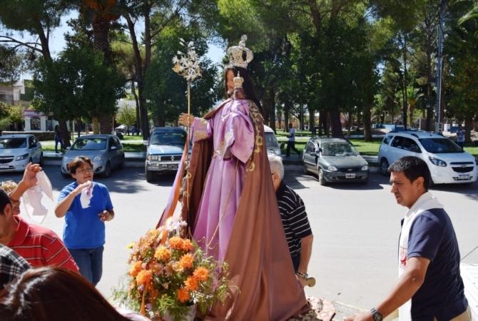 Jáchal ya palpita la fiesta por la reapertura del templo