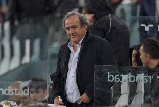 Detuvieron a Michel Platini por corrupción