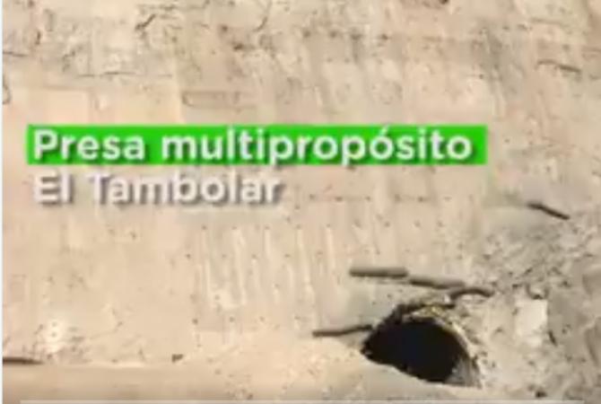 Por qué es clave la obra del dique Tambolar