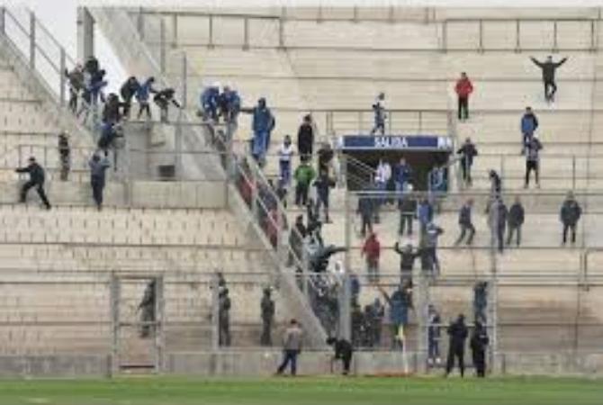 La Liga le cobrará daños del Bicentenario a Sportivo