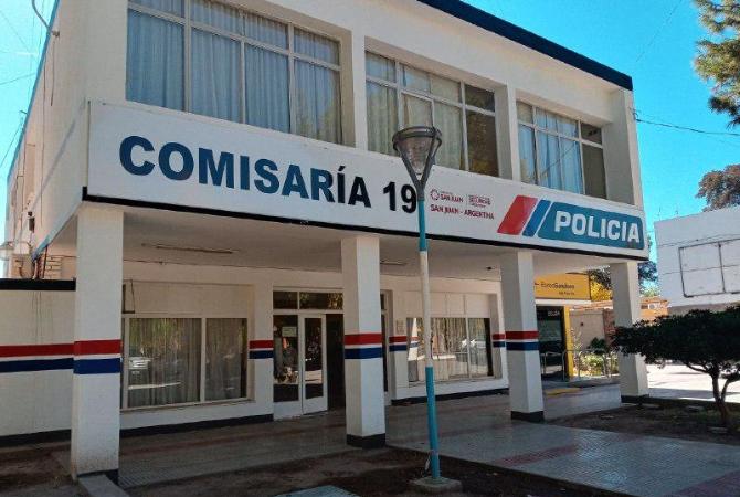 Detienen a empleado del municipio de San Martín por robar en el depósito