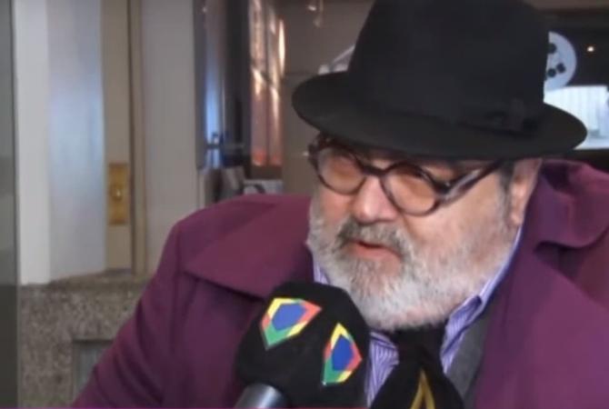 Internaron a Jorge Lanata en la Fundación Favaloro