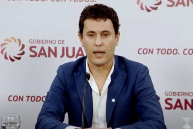Chica confirmó la llegada de más eventos deportivos y la Vuelta a San Juan