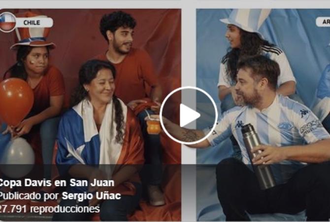 El vídeo del gobierno contra agresiones entre argentinos y chilenos