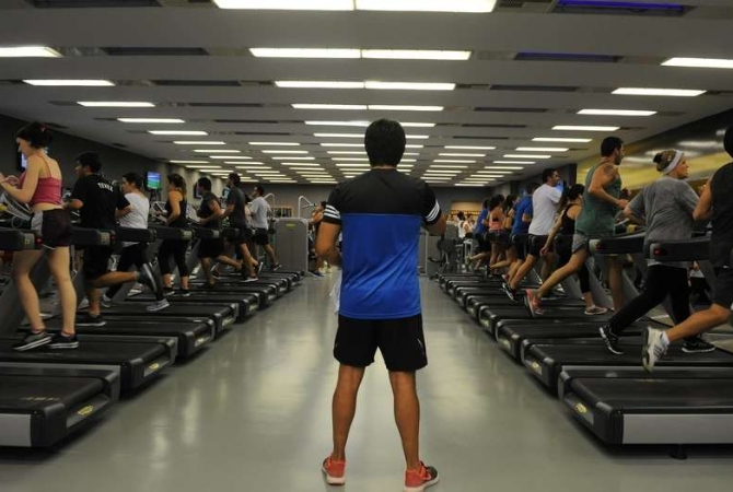 DEPORTES obligó a cerrar gimnasios y clubes