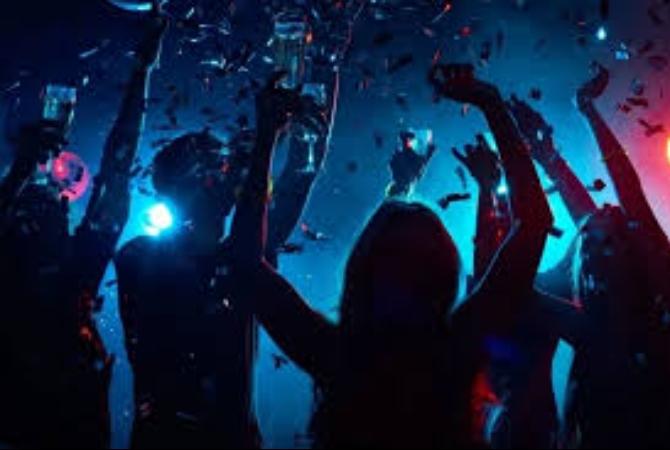 Seis detenidos por una juntada con música y alcohol