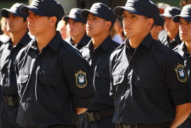 Desde hoy, inscripciones abiertas para el  ingreso a  la Policía