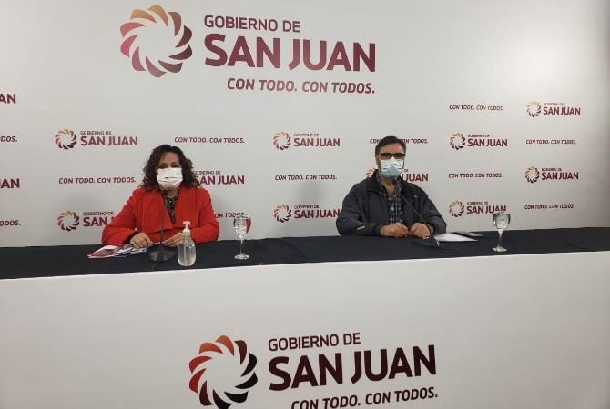 COVID: las variantes Manaos, Británica y Andina ya circulan en San Juan