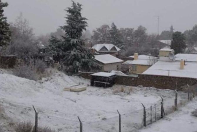Nieve, viento y lluvias: anuncian fenómenos