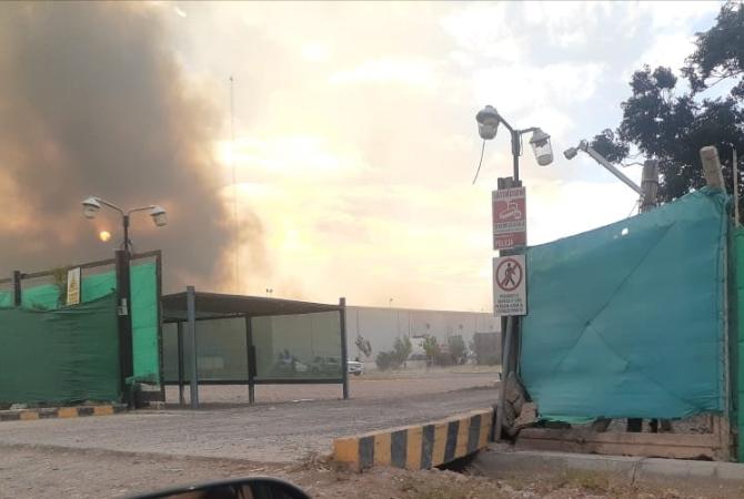 Hoy y mañana indagan a los presuntos autores del incendio en Lomas del Sol