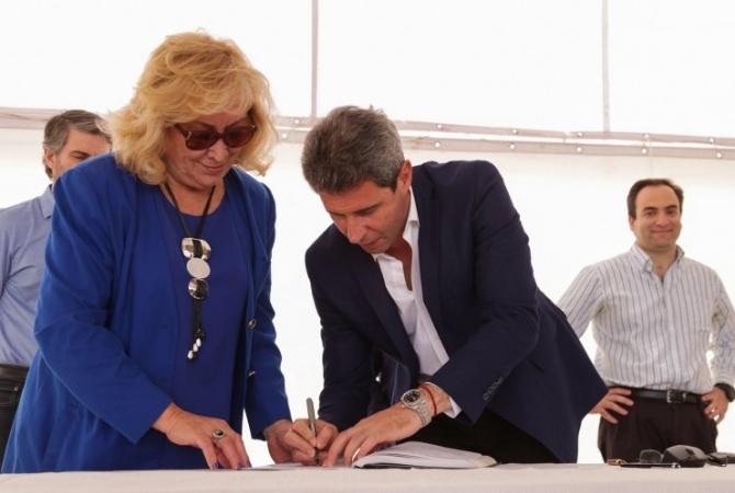 Invertirán 55 millones de dólares en la línea San Juan-Rodeo
