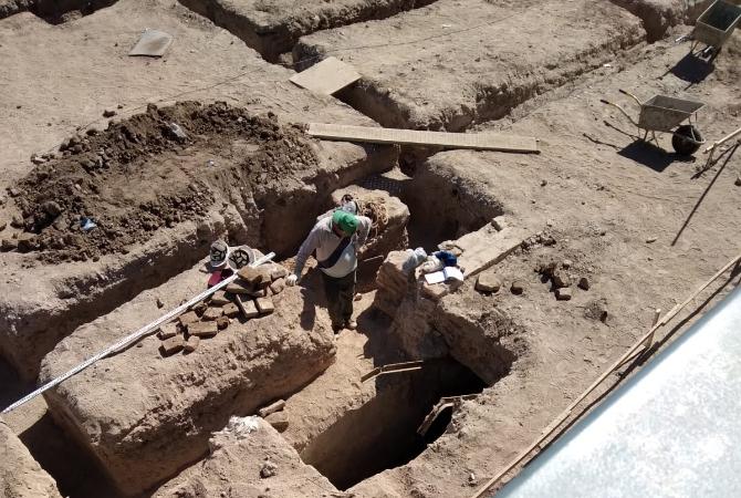 EXCLUSIVO! ¿Encontraron un túnel en un predio dominico?