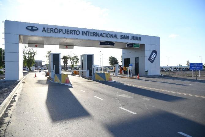 Desde abril el aeropuerto de San Juan estará cerrado por obras