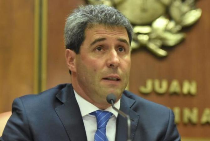 La frases más llamativas del discurso de Uñac en la legislatura