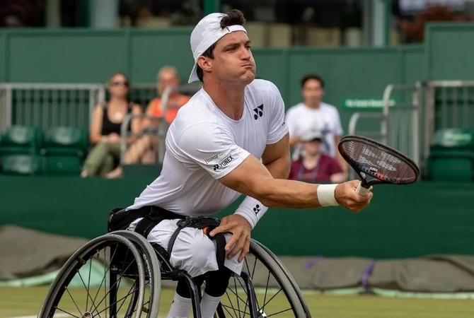 Gusti es finalista de Wimbledon