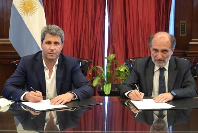 Banco Nación dispone de mil millones para sectores productivos locales