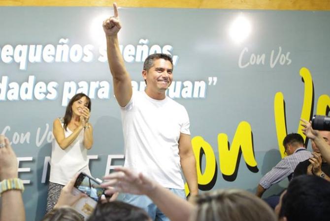 Al final, Orrego apoyará a Macri - Pichetto
