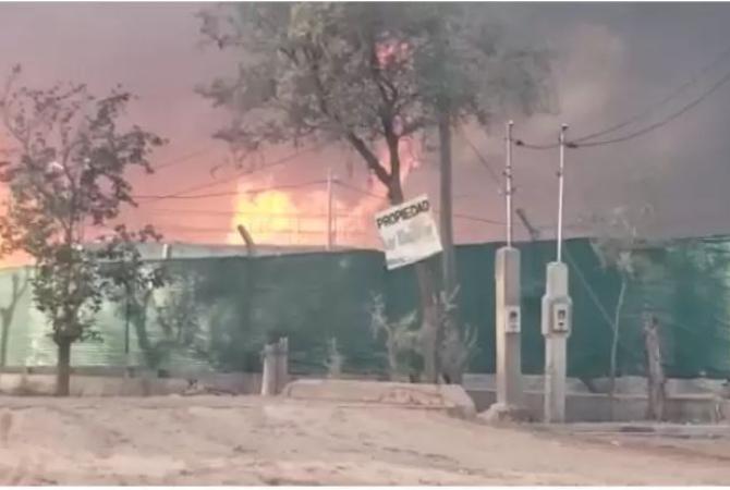 Incendio en Lomas del Sol: piden la indagatoria de dos personas