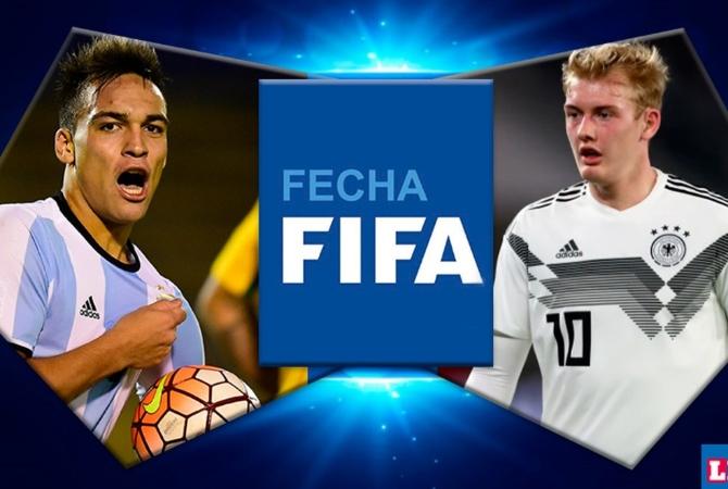 Argentina-Alemania: la formación de la selección, con la base de la Copa América