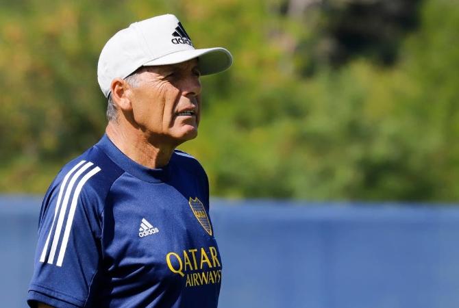 Boca Juniors juega a por la Copa Libertadores