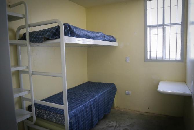 Inauguraron nuevos pabellones en el Penal de Chimbas
