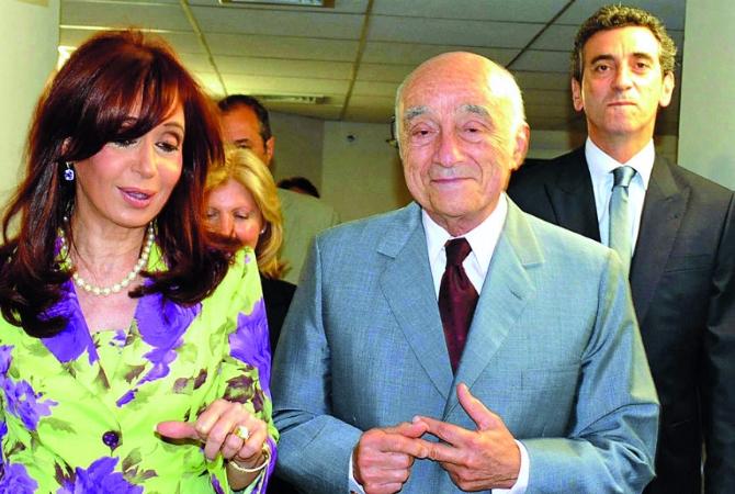YPF: el detalle que omitió Zannini y vincula a los Kirchner con los Eskenazi