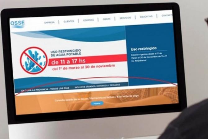 Se podrán hacer trámites de OSSE por internet