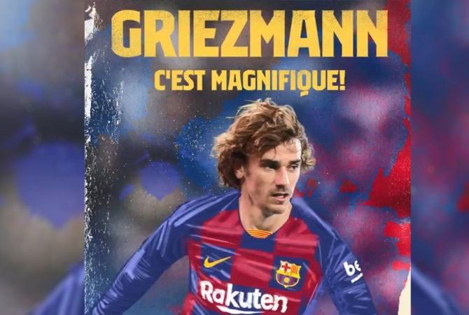 Griezmann ya es de Barcelona
