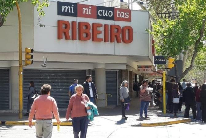 San Juan se suma al escrache nacional contra Ribeiro