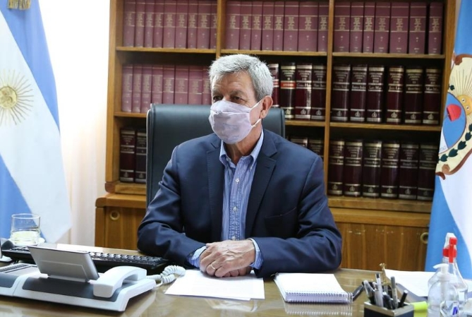 GATTONI: El ASJ era para consensuar medidas, no para abrir actividades