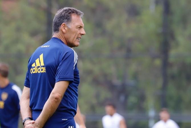 Miguel Ángel Russo: Boca tiene poco margen de error