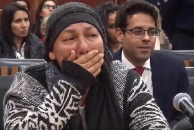 Absuelven en Mendoza a mujer víctima de violencia de género que mató a su marido