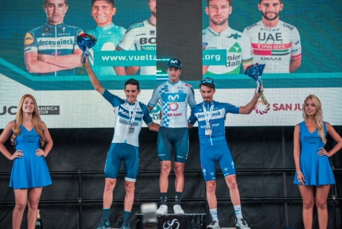 Anacona se adueñó de la Vuelta a San Juan