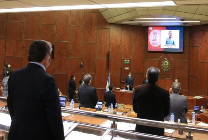 Diputados aprobó medidas para amortiguar el impacto de la pandemia