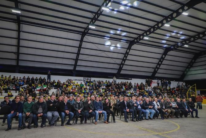 El gran gesto del Club Colón Junior