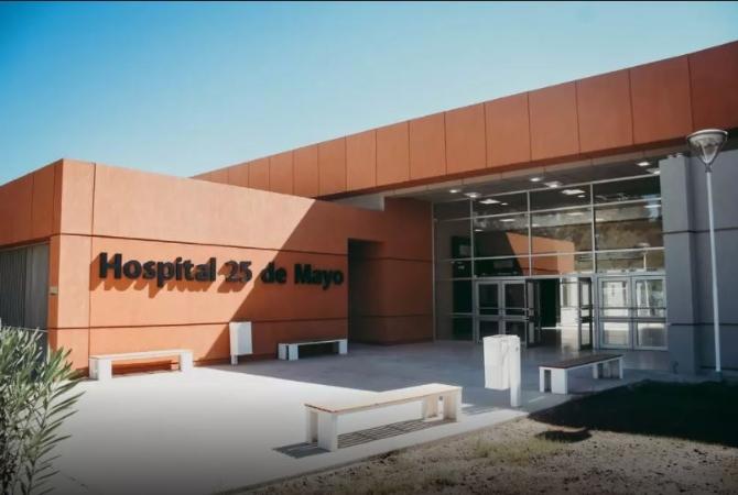 Cómo es el moderno hospital que Vizzotti inaugura hoy en 25 de Mayo