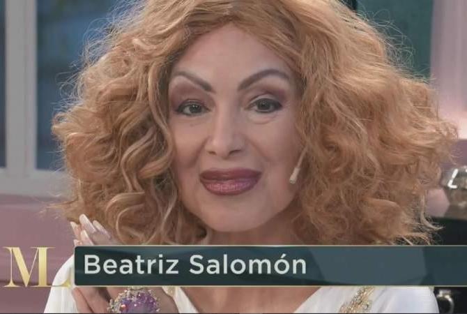 Beatriz Salomón se agravó y piden cadenas de oración
